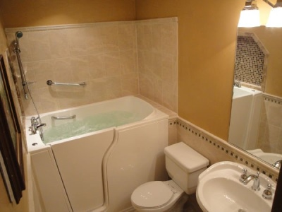 Independent Home Products, LLC installs hydrotherapy walk in tubs in Spokane Valley