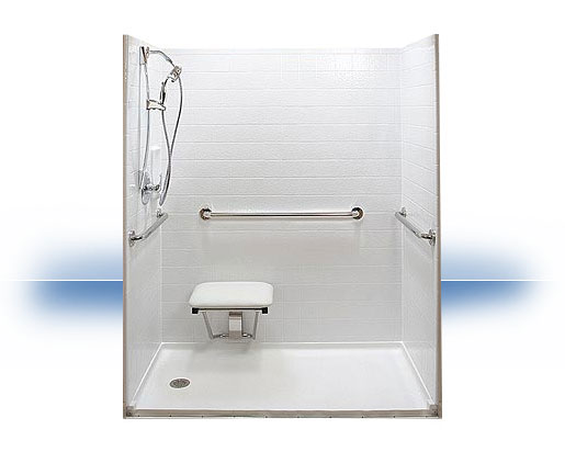 Tub to Walk in Shower Conversion by Independent Home Products, LLC